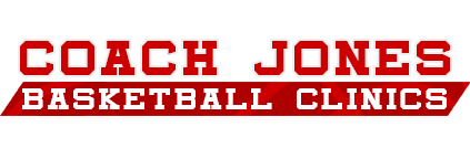 Coach Jones Basketball Clinics